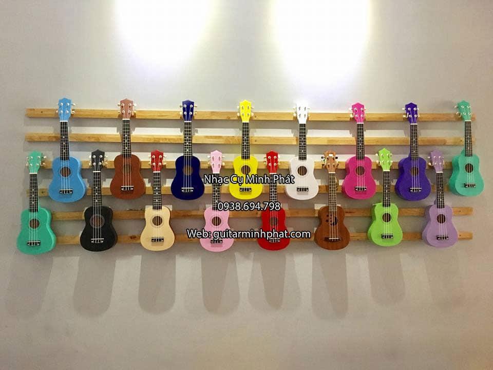 Cửa hàng bán đàn ukulele soprano giá rẻ tại tphcm - nhạc cụ minh phát
