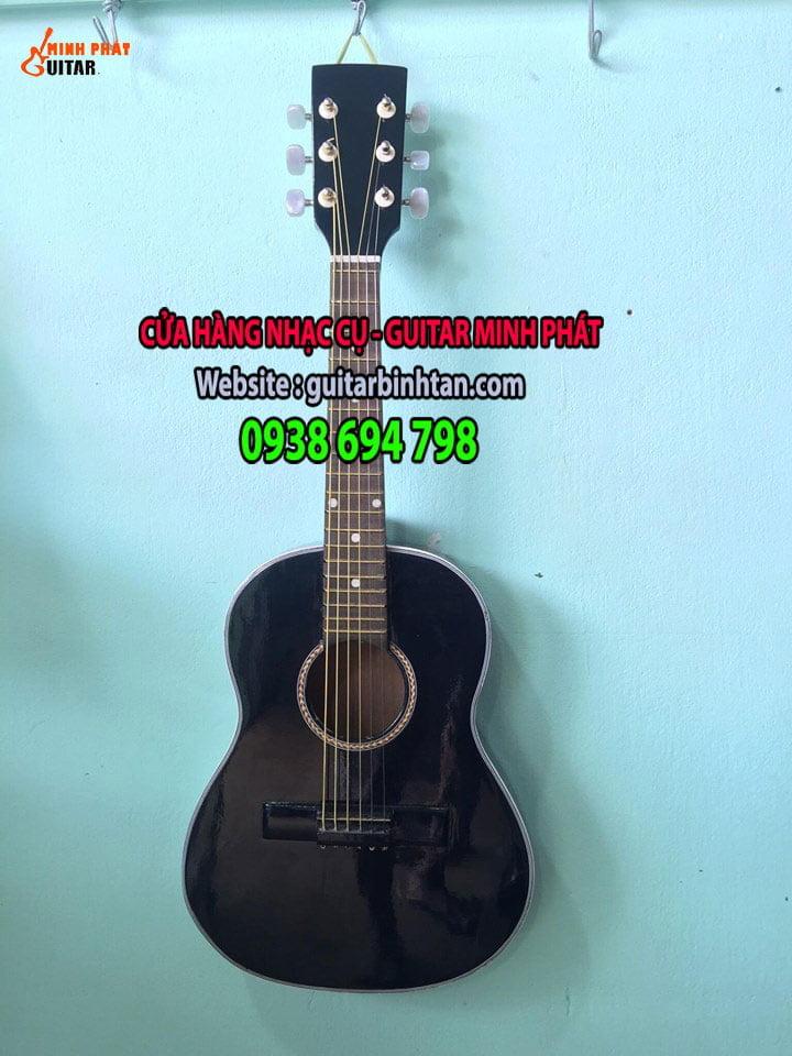 đàn guitar mini size 2/4 - đàn guitar mini cho trẻ em giá rẻ tại tphcm