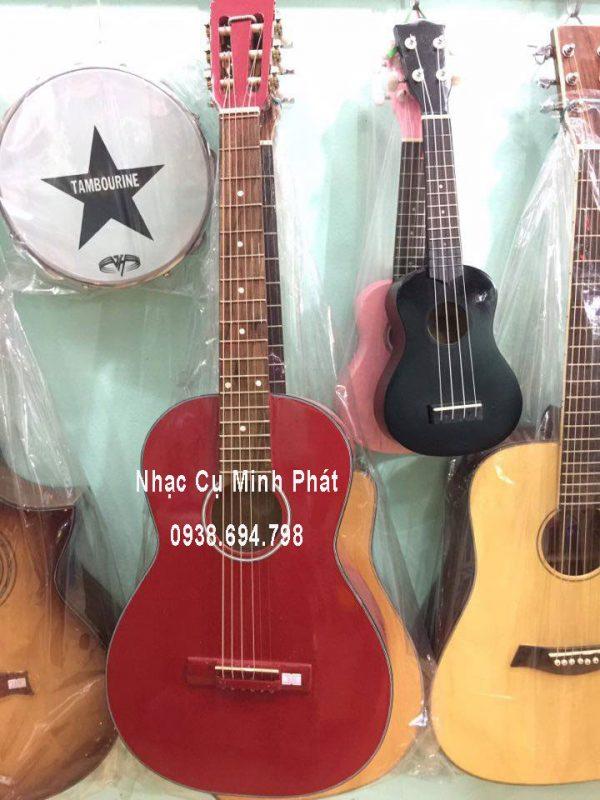 Đàn guitar dam, guitar size nhỏ , guitar mini