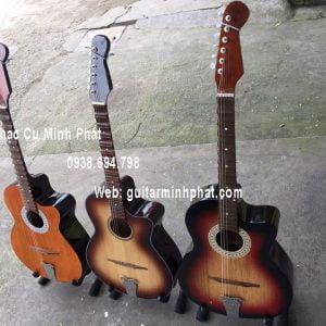 đàn guitar thùng phím lõm giá rẻ