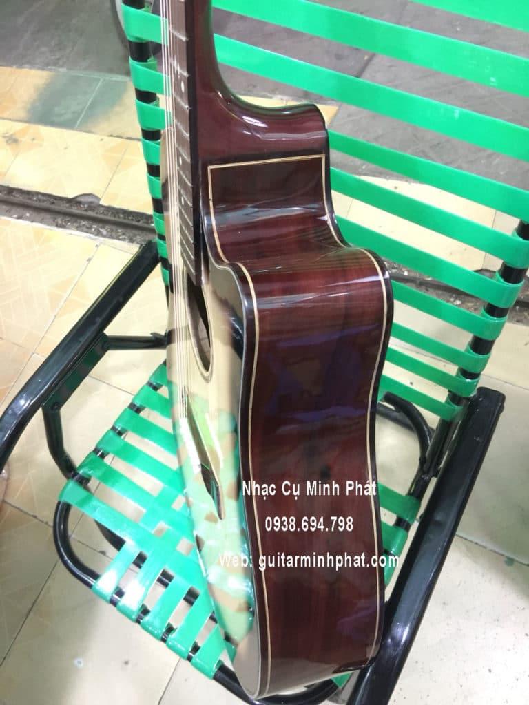 Đàn Guitar Gỗ Điệp Kỹ Khuyết Dáng A