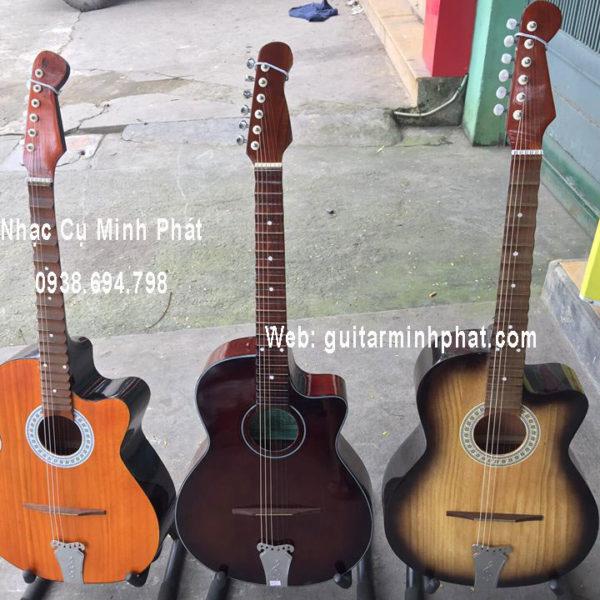 bán đàn guitar cổ thùng chơi cải lương