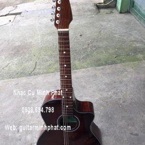bán đàn guitar thùng phím lõm giá rẻ