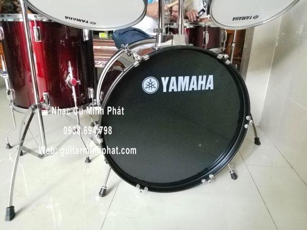 Bán trống dàn jazz yamaha màu đỏ đô - nhạc cụ minh phát