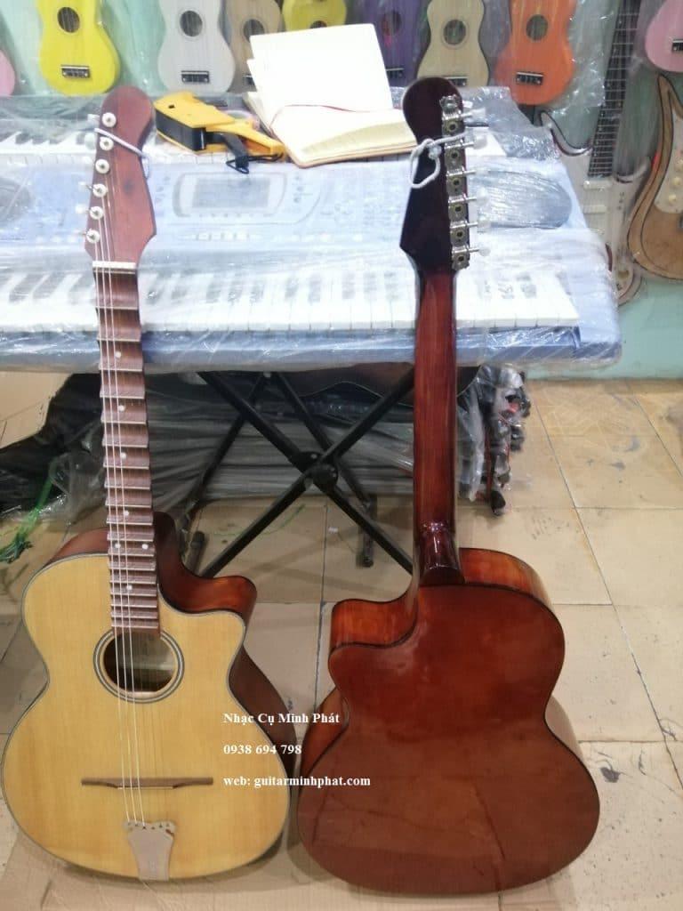 Bán Đàn Guitar thùng phím lõm vọng cổ giá rẻ
