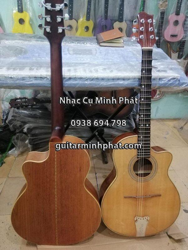 Cửa hàng chuyên các mẫu đàn guitar thùng vọng cổ phím lõm gỗ hồng đào kỹ chất lượng, âm thanh hay , liên hệ 0938 694 798