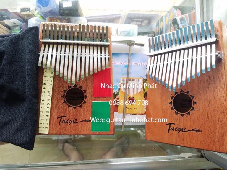 đàn kalimba 17 phím - nhạc cụ minh phát