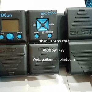 Phơ Đàn Guitar Zoom G1Xon (2)