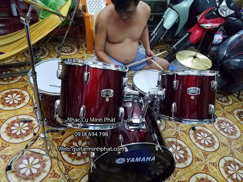 Bộ trống dàn cơ Yamaha Jazz Drum