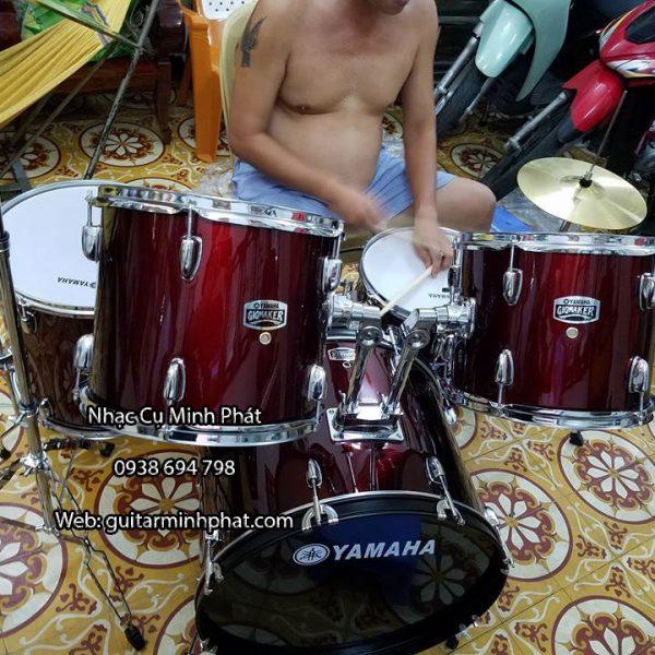 Trống jazz Yamaha Drum giá rẻ tại tphcm - ship cod toàn quốc