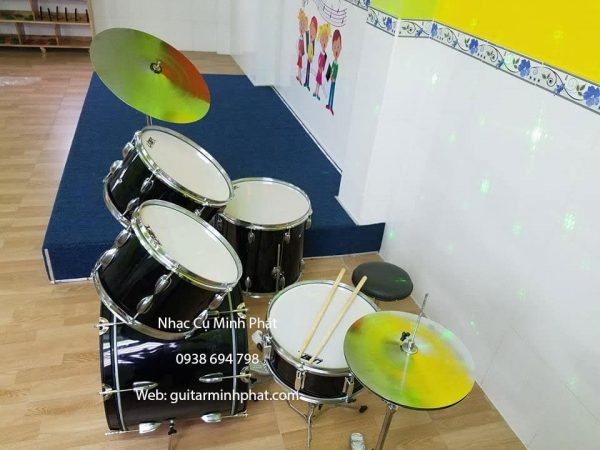 Bộ Trống Jazz Lazer 5 Drum giá rẻ tphcm