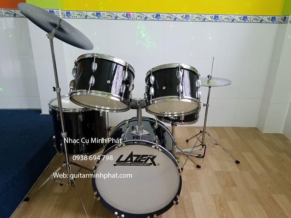 Bán 1 bộ trống jazz tập nhạc giá rẻ