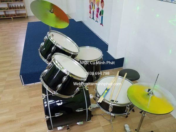 Bán bộ trống jazz drum giá rẻ tại bình tân