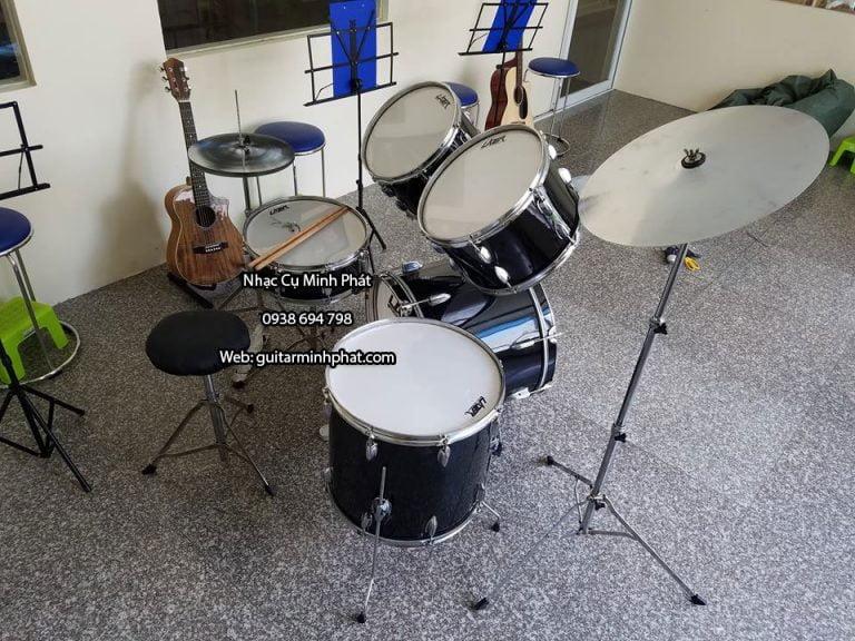 Bộ Trống Jazz Lazer 5 Drum giá rẻ ship toàn quốc