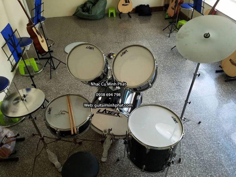 Thanh lý dàn trống Jazz drum lazer giá rẻ