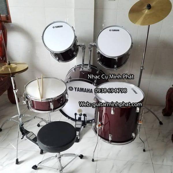 Bộ trống jazz yamaha giá rẻ tại tphcm - nhạc cụ minh phát