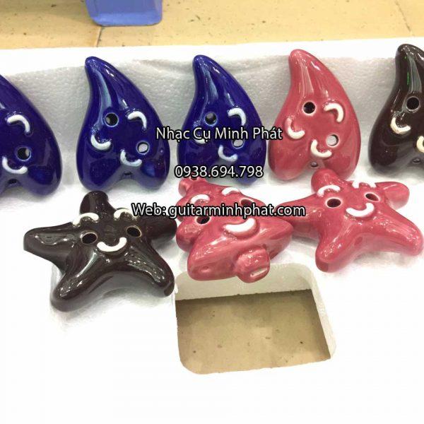 Kèn Ocarina giá rẻ tại Tphcm - Nhạc Cụ Minh Phát