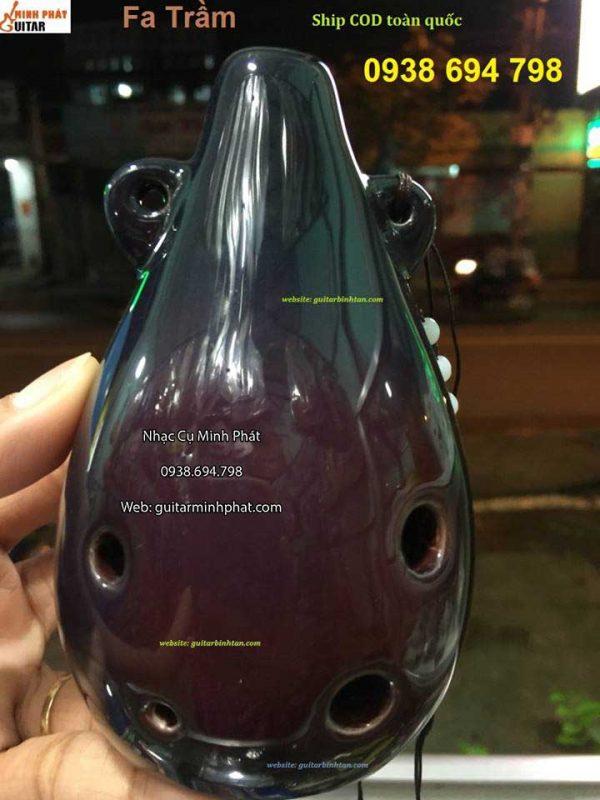 Shop kèn Ocarina Tone Fa Trầm giá rẻ tại TpHCM