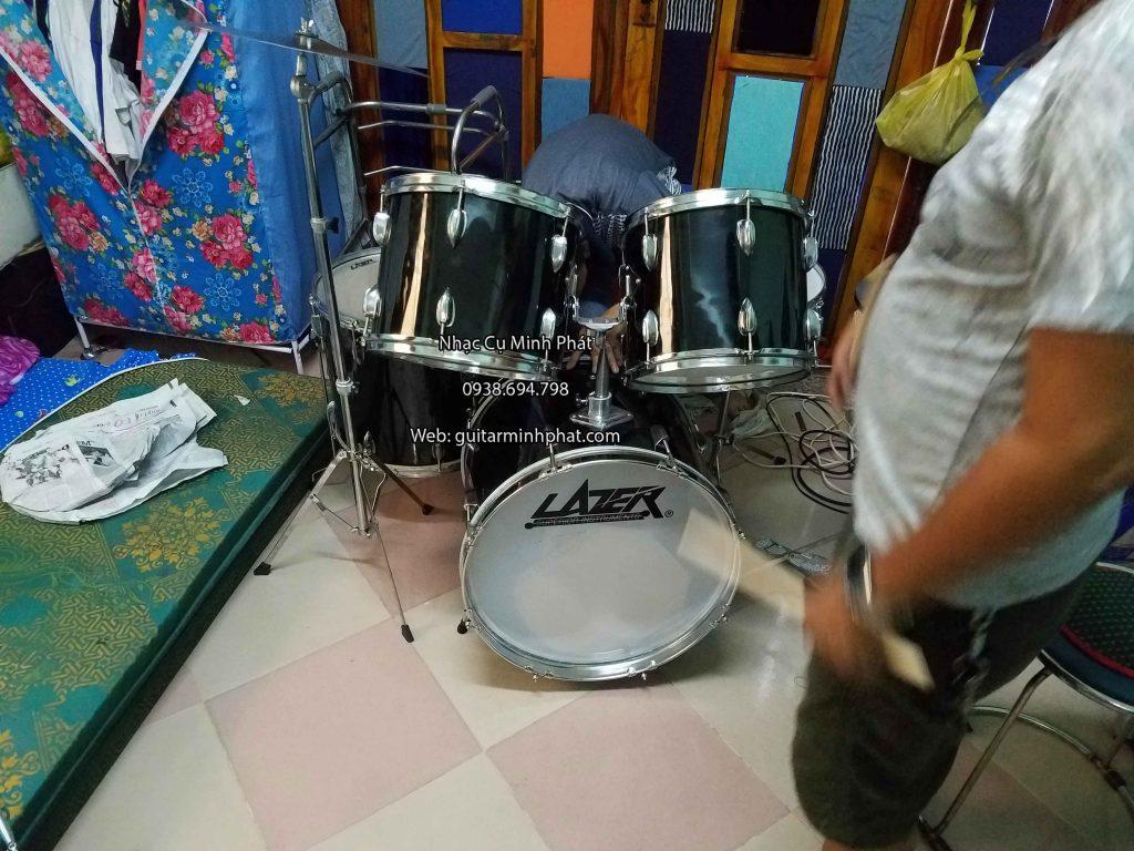 Bộ Trống Jazz Lazer 5 Drum