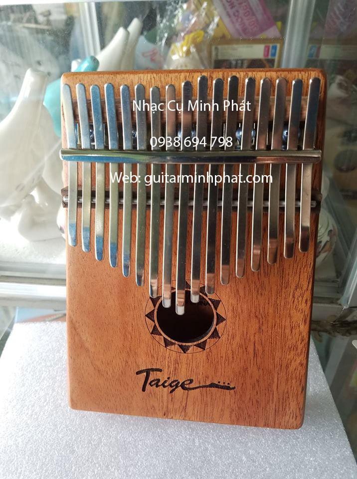 Đàn kalimba gỗ Mahogany