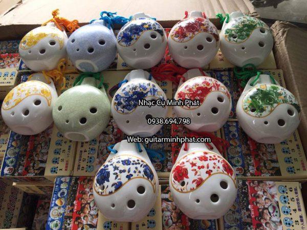 Shop kèn ocarina 6 lỗ giá rẻ tại tphcm - nhạc cụ MInh Phát