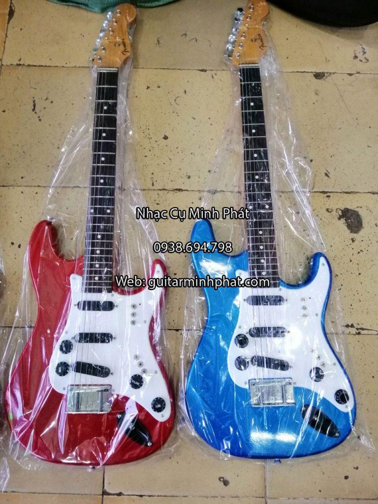 Bán đàn guitar điện giá rẻ dành cho người mới tập chơi