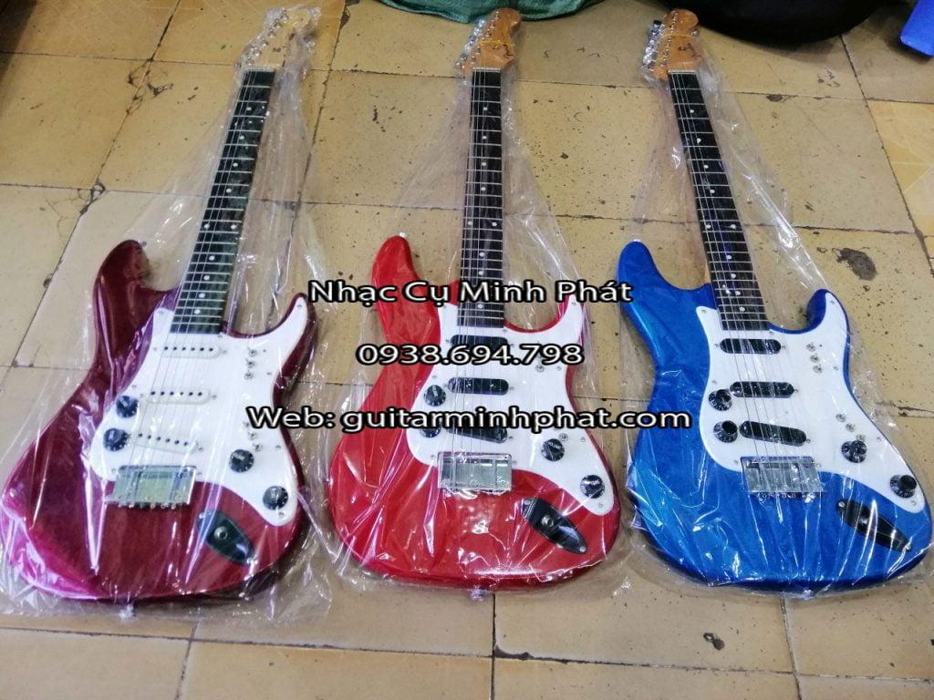 Mua đàn guitar điện - guitar điện fender tại tphcm - nhạc cụ minh phát