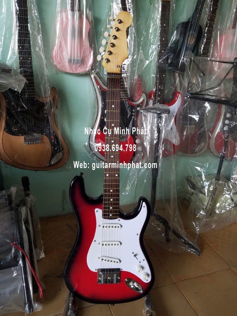 Địa chỉ mua bán đàn guitar điện , guitar điện giá rẻ cho người mới tập chơi - nhạc cụ minh phát