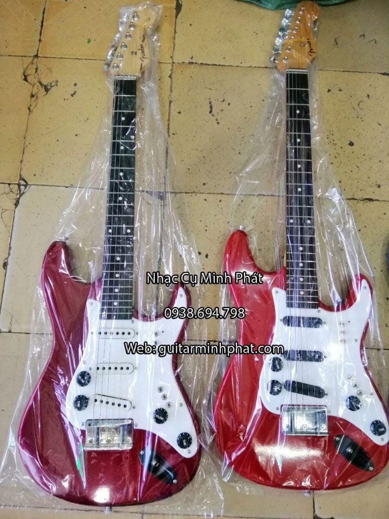 Mua đàn guitar điện ở đâu tại tphcm - nhạc cụ minh phát