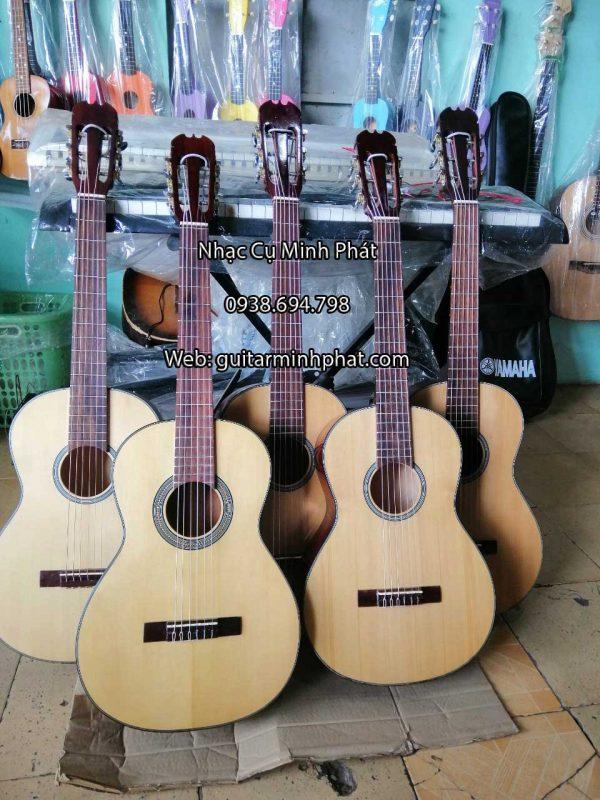 đàn guitar mini giá rẻ ở tphcm quận bình tân - Nhạc Cụ Minh Phát