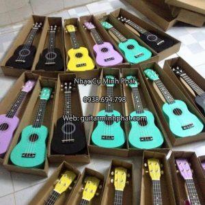 Cửa hàng chuyên bán đàn ukulele giá rẻ - shop đàn ukulele minh phát
