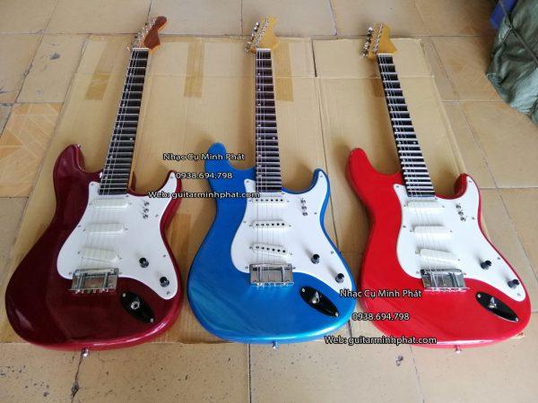 Cửa hàng bán đàn guitar điện vọng cổ phím lõm tại tphcm