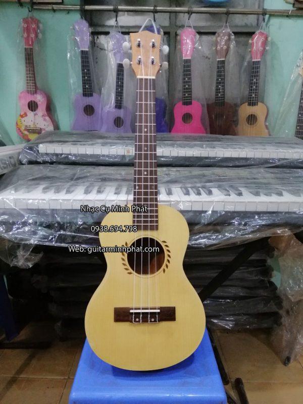 Địa chỉ bán đàn ukulele giá rẻ - mẫu đàn ukulele tenor tại quận bình tân tphcm - nhạc cụ minh phát