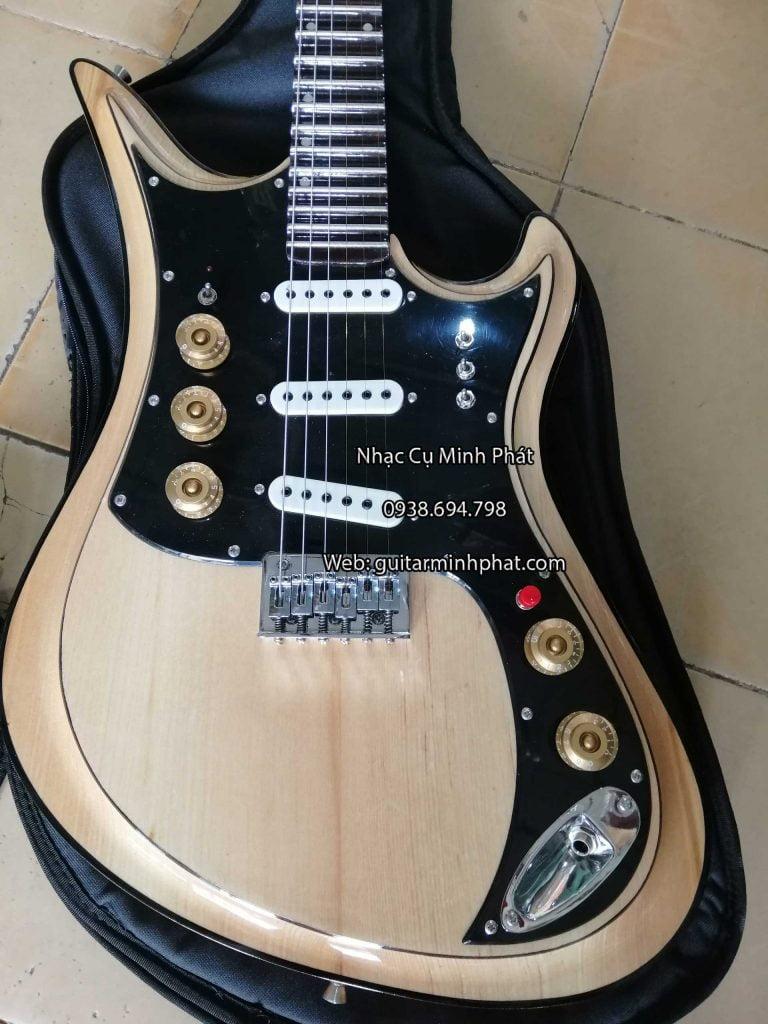 bán đàn guitar điện tesco - nhạc cụ minh phát