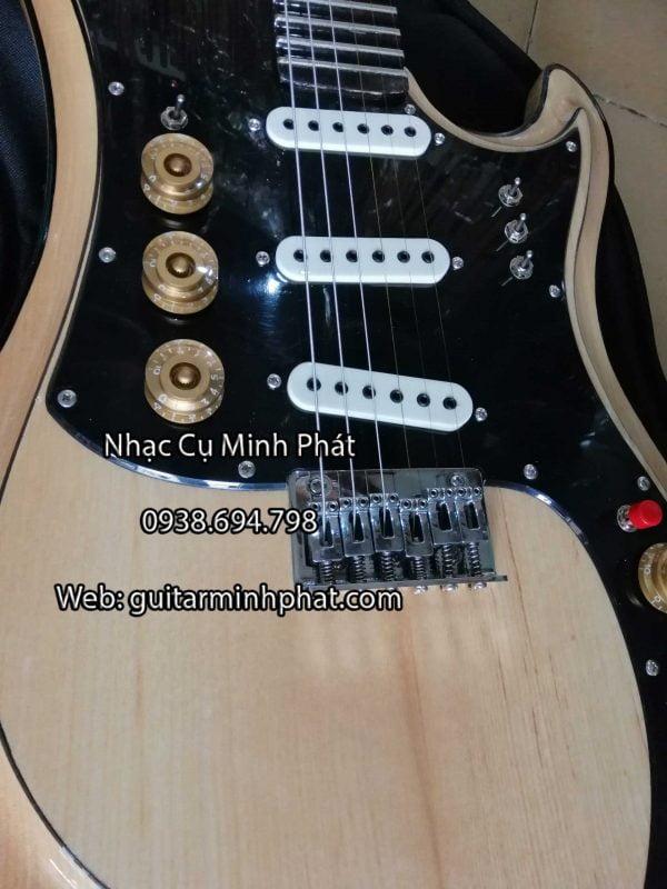 Đàn guitar điện tesco giá rẻ tphcm
