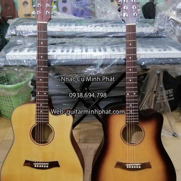 Mua đàn guitar gỗ maple giá rẻ tại tphcm quận bình tân