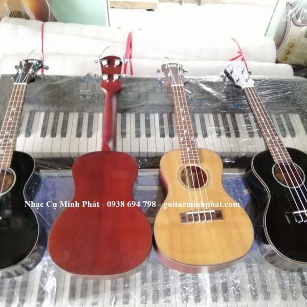 đàn ukulele gỗ hồng đào giá rẻ