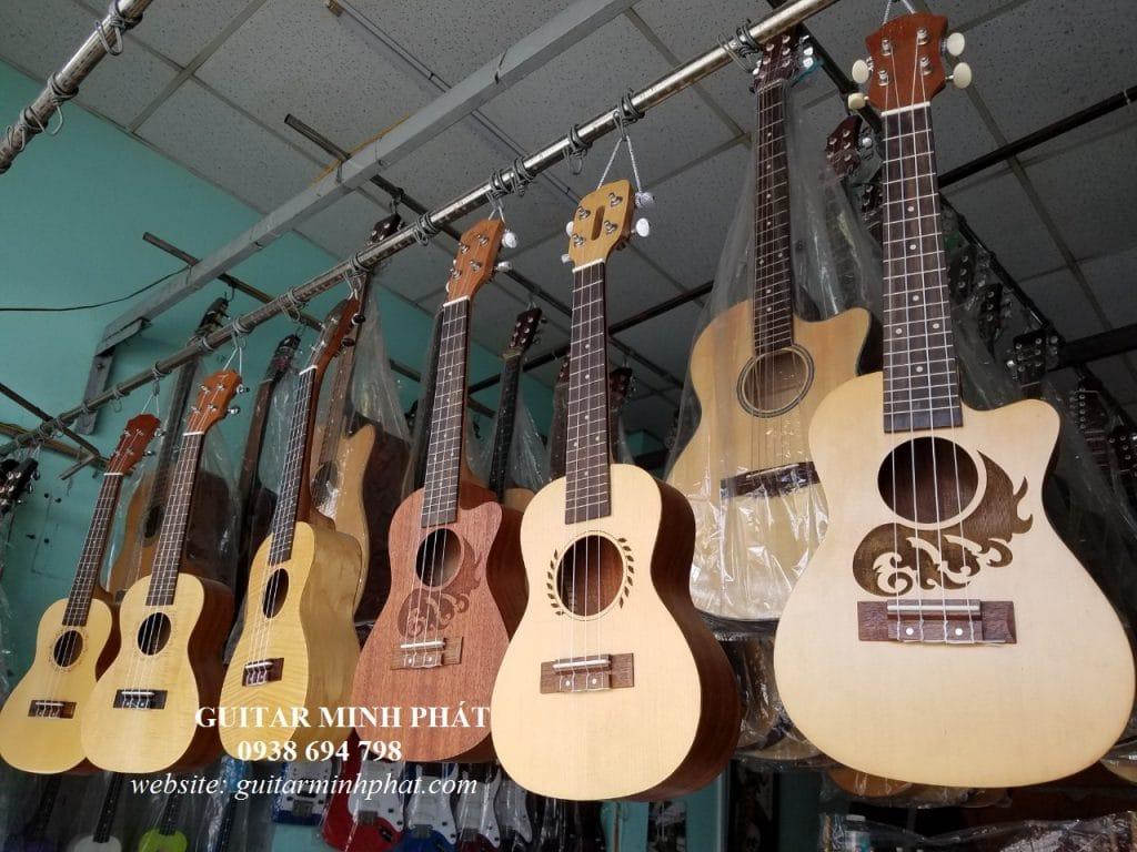 Cách chọn đàn ukulele chất lượng ở tphcm