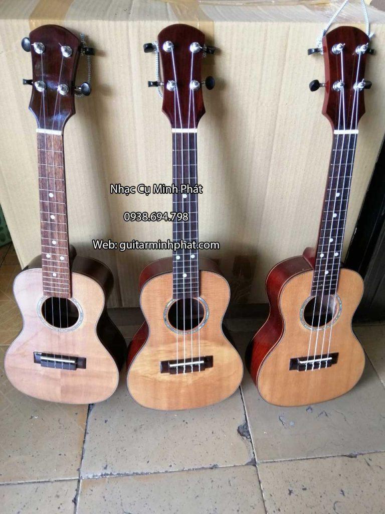 Đểmua đàn ukulele concert gỗ hồng đào giá rẻ- Liên hệ shop guitar minh phát 0938 694 798 nhé