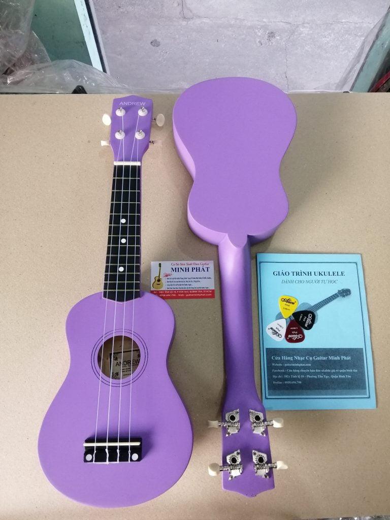 Đàn ukulele phù hợp với mọi lứa tuổi!