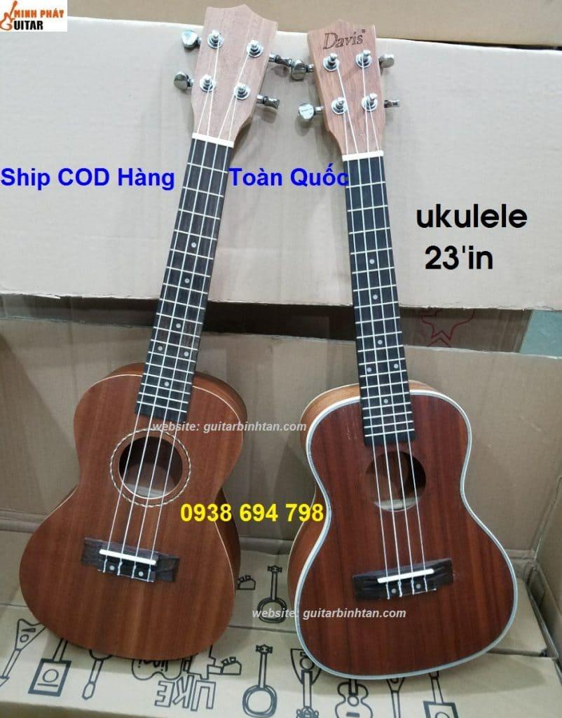 Nguồn gốc xuất sứ đàn ukulele
