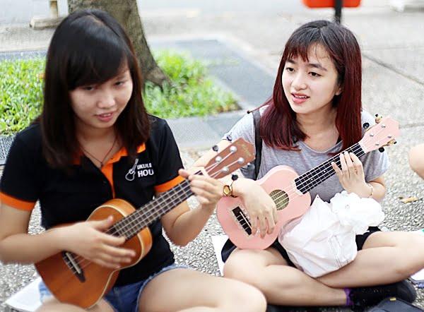 Tại sao nên chọn đàn ukulele giá rẻ