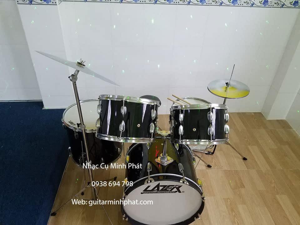 Mua bộ trống jazz tại gò vấp tphcm - nhạc cụ minh phát