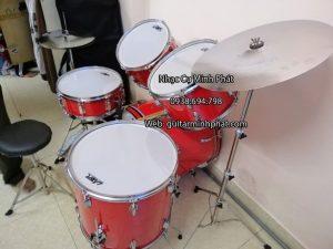 cửa hàng bán bộ trống jazz giá rẻ tại quận gò vấp tphcm - nhạc cụ minh phát