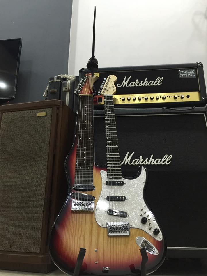 Cửa hàng nhạc cụ quận 8 tphcm - chuyên mua bán đàn guitar , guitar điện, guitar phím lõm, trống,jazz... tại nhạc cụ minh phát