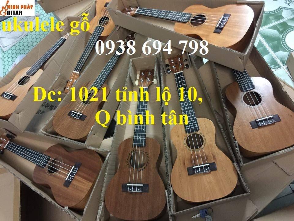 Shop đàn ukulele Minh Phát tphcm