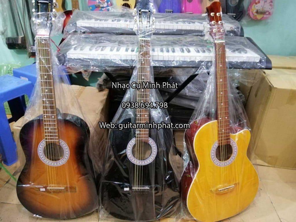 Địa chỉ mua đàn guitar giá rẻ tại gò vấp tphcm