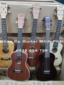 Mua đàn ukulele tại quận gò vấp tphcm