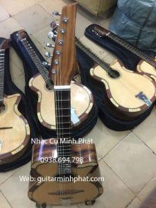 Bán đàn guitar phím lõm giá rẻ tại Gò Vấp