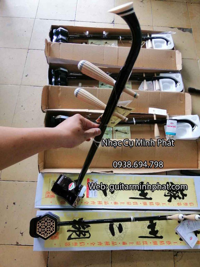 Bán đàn nhị Trung quốc giá rẻ - Mua đàn nhị trung quốc cho ngươi mới tập chơi - Nhạc Cụ Minh Phát